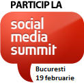 Particip la Social Media Summit