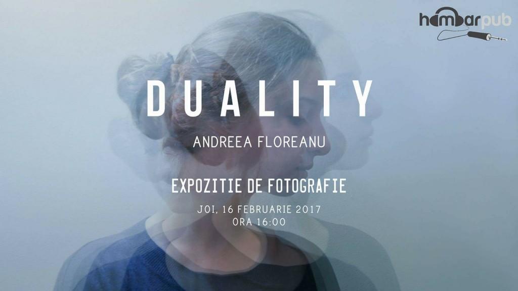 Duality. Expoziție de fotografie Andreea Floreanu