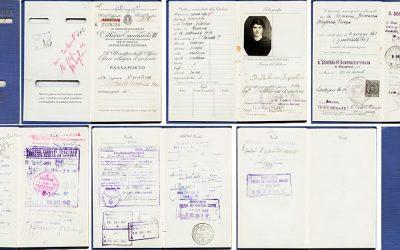 Un pașaport