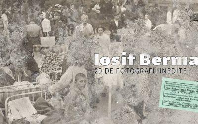 Iosif Berman. 20 de fotografii inedite